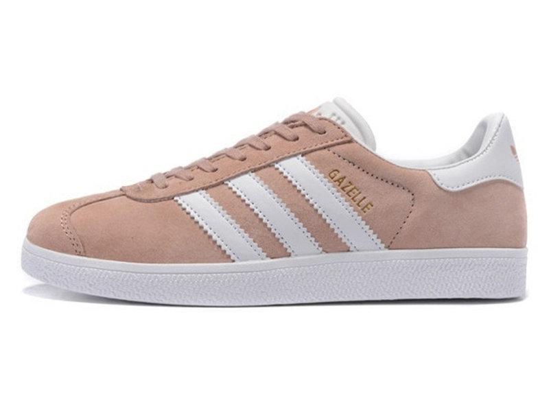 Жіночі кросівки Adidas Gazelle Pink/White