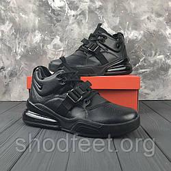 Мужские кроссовки Nike Air Force 270 Black
