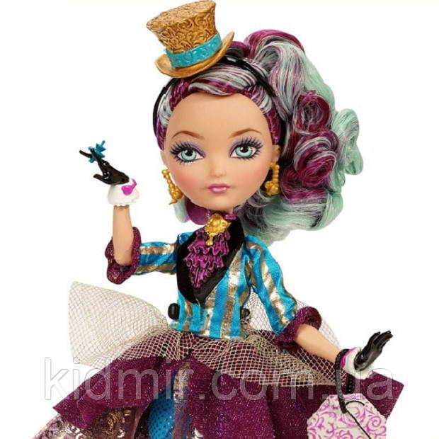 Кукла Madeline Hatter Legacy Day День Наследия Ever After High