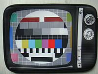 Сумка для ноутбука DJ с изображением Retro телевизора, фото 1