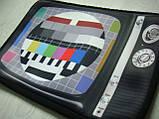 Сумка для ноутбука DJ с изображением Retro телевизора, фото 2