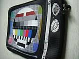 Сумка для ноутбука DJ с изображением Retro телевизора, фото 3