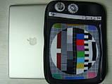Сумка для ноутбука DJ с изображением Retro телевизора, фото 4