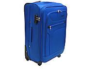Новая улучшенная ткань чемодан большого размера на 4-х колесах Ormi 2284