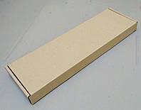 Коробка бурая 400х120х30 пенал