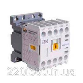 Миниконтактор МКИ-10611 6А 230В/АС3 1з (НВ ) ИЭK