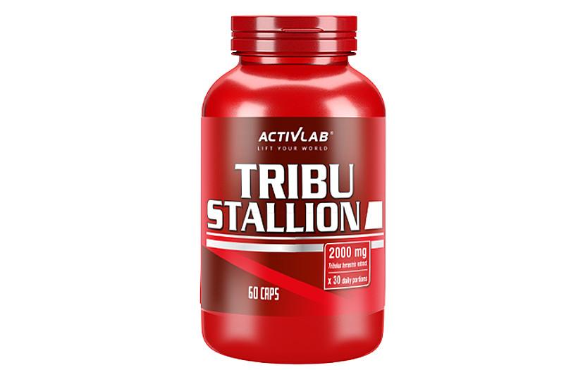 Тестостероновый бустер ActivLab Tribu Stallion caps 60.