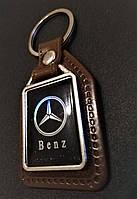 Фигурный Автомобильный брелок MERSEDES BENZ (Кожа)
