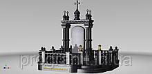 Эксклюзивный мемориальный комплекс из габбро