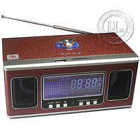 Радио с USB/SD пульт ДУ (MOBILE SPEAKER SU-63)