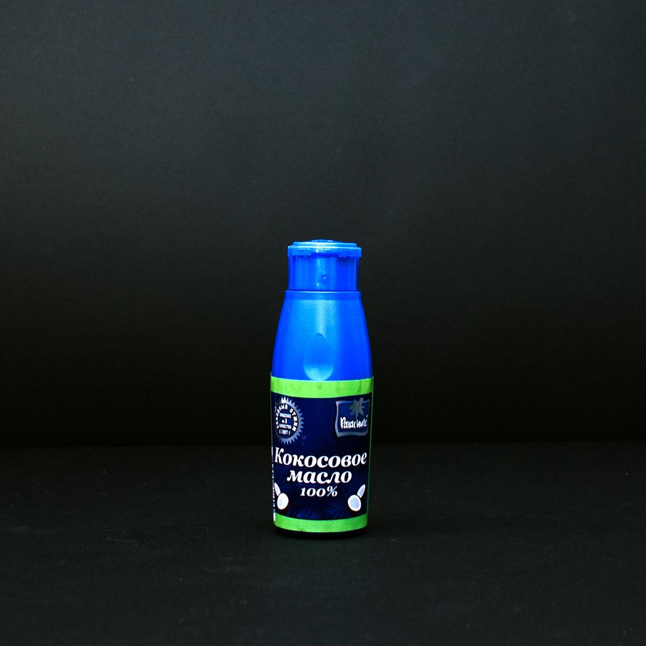 Кокосовое масло Парашют Parachute 25 мл. 100% натуральное, холодного отжима. Для волос, лица и тела