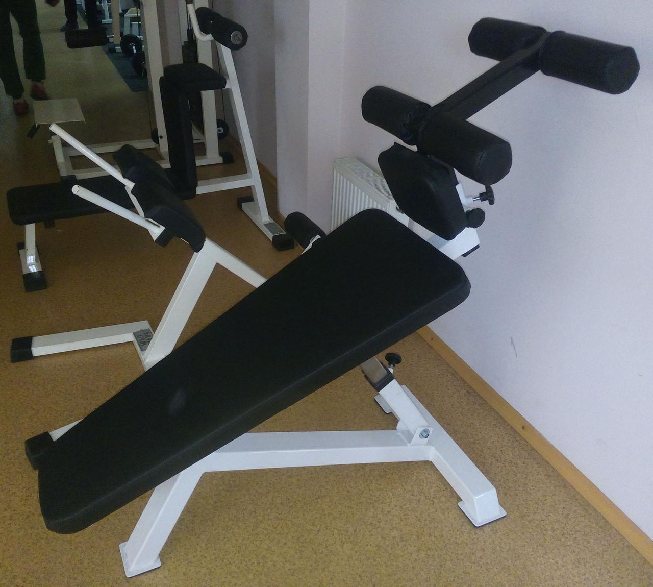 Римский стул тренажер | гиперэкстензия MALCHENKO ( Элитная Серия )