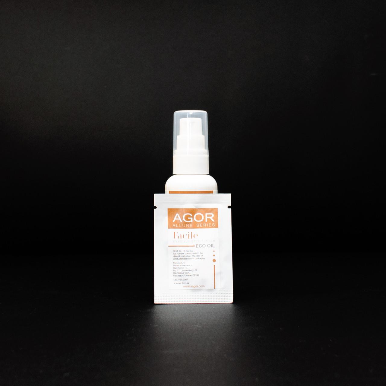 Натуральный увлажняющий крем для рук премиум-качества FACILE - пробник