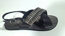 Босоножки,са ндалии женские 37 размер бренд ZOE LOU, фото 2