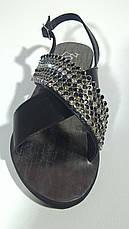 Босоножки,са ндалии женские 37 размер бренд ZOE LOU, фото 3