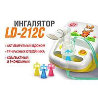 Ингалятор компрессорный LD-212C (3 режима работы)