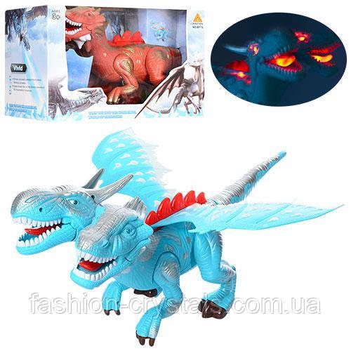 Интерактивный дракон