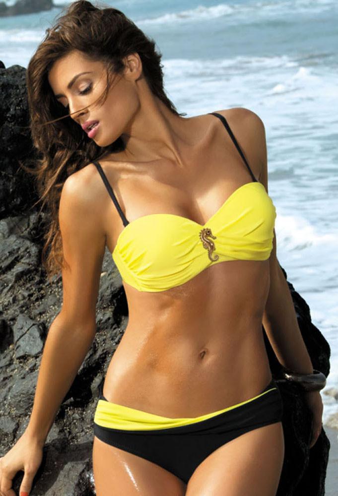 bcdb76942a2ae Пляжный купальник M 385 MERCEDES (S-2XL в расцветках) - Интернет-магазин