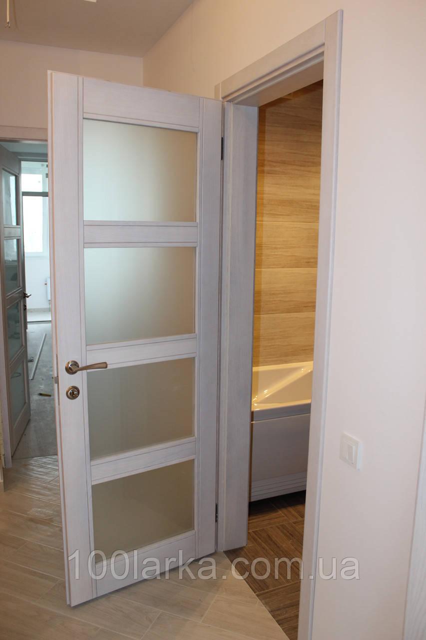 Межкомнатные двери из массива ясеня, фото 1