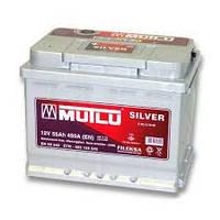 Аккумулятор автомобильный MUTLU Silver 6ст-60 Ач