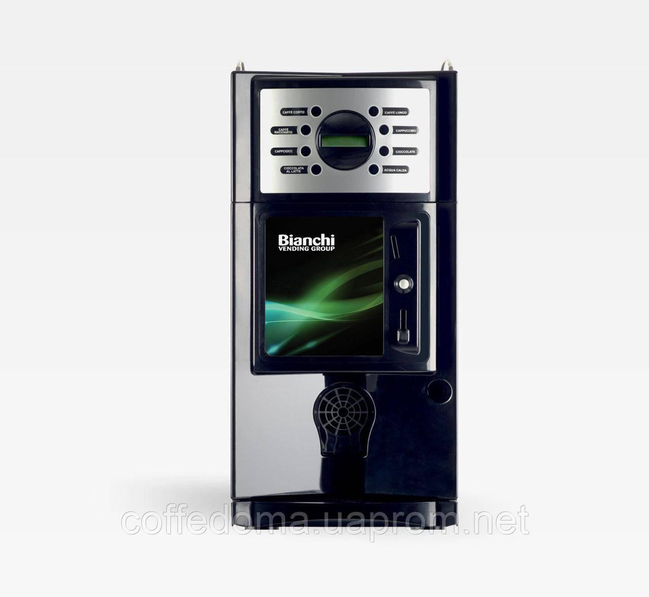 Bianchi Gaia настольный кофеавтомат на 8 напитков