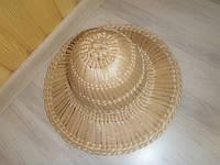 Шляпа соломенная  детская., фото 1