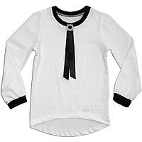 Блузка школьная с длинным рукавом Элегантность