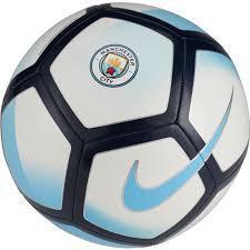 Мяч футбольный Nike MCFC NK PTCH (оригинал)