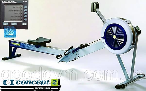 CONCEPT 2 МодельD PM5.Гребной тренажер, фото 2