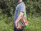 Авоська - Сумка на плечо - Спортивная сумка - Хлопковая сумка, фото 2