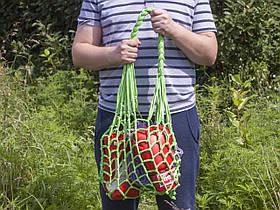 Авоська - Сумка на плечо - Спортивная сумка - Хлопковая сумка