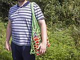 Авоська - Сумка на плечо - Спортивная сумка - Хлопковая сумка, фото 3
