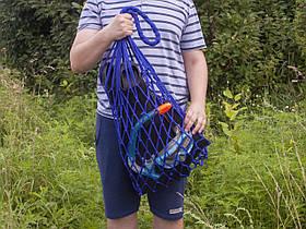 Авоська - Сумка на плечо - Пляжная сумка - Спортивная сумка - Хлопковая сумка