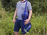 Авоська - Сумка на плечо - Пляжная сумка - Спортивная сумка - Хлопковая сумка, фото 4