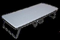 Кровать-тумба на ламелях Вилия