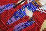 Набор для вышивки бисером икона Святая Лидия, фото 5