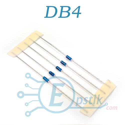 DB4, динистор, DO35