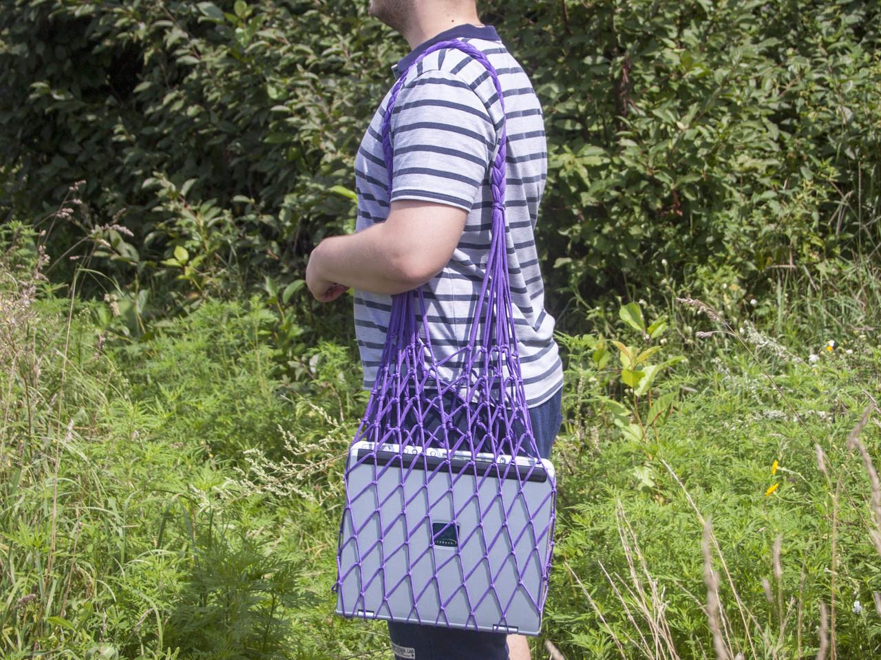 Авоська - Сумка на плечо - Хлопковая сумка
