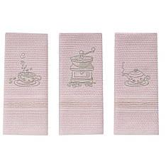 Розовые салфетки Soft Cotton Mocha 3 штуки