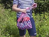 Авоська - Сумка на плечо - Большая сумка - Пляжная сумка - Хлопковая сумка, фото 3