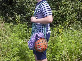 Авоська - Сумка на плечо - Спортивная сумка - Пляжная сумка - Хлопковая сумка