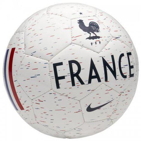 Мяч футбольный FFF NK SPRTS (оригинал)