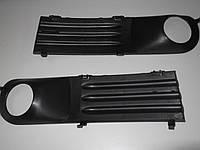 Решотка в бампер передний VW T5