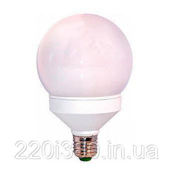 Лампа энергосберегаюшая e.save.globe.E14.11.4200, тип globe, патрон Е14, 11W, 4200 К