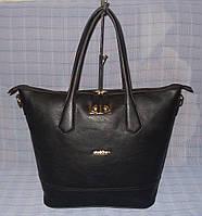 Женская сумка новая модель Feibo FS43 черная, фото 1