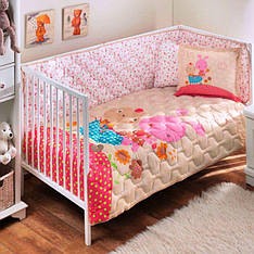 Набор в кроватку TAC Uyku seti Disney Garden детское
