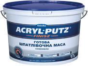 Шпатлевка Acryl-putz Финиш (17кг)
