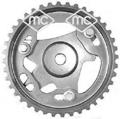 Шестерня коленвала (05645) Metalcaucho
