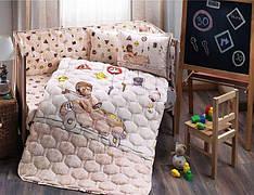 Набор в кроватку TAC Uyku seti Disney Driver детское