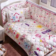 Набор в кроватку TAC Uyku seti Disney Happy dogs детское